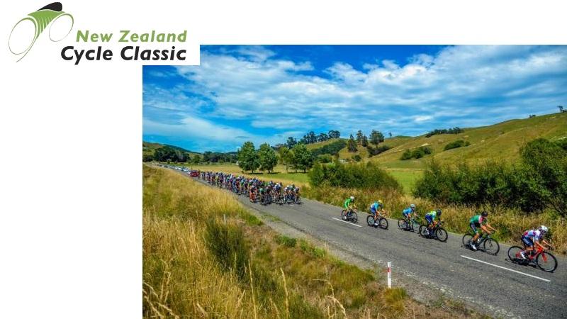 New Zealand Cycle Classic 2019 percorso, tappe con altimetrie e Start List
