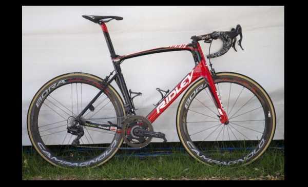Campagnolo Super Record EPS a 12 velocità va in scena al Tour Down Under