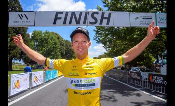 New Zealand Cycle Classic 2019 tappa 1: vittoria di Aaron Gate