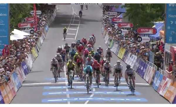 Tour Down Under 2019 Sagan vince la terza tappa