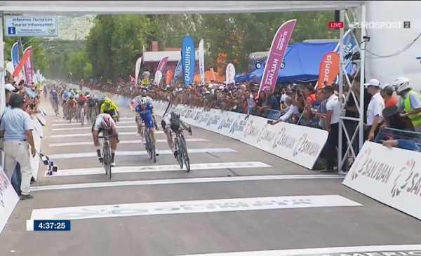 Vuelta a San Juan 2019 tappa 4: bis di Gaviria