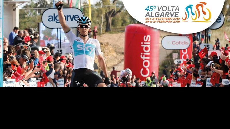 Volta ao Algarve em Bicicleta 2019: percorso, tappe, altimetrie e start list