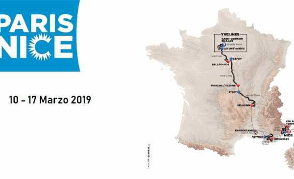 Parigi Nizza 2019: percorso, altimetrie e start list della 77^ edizione