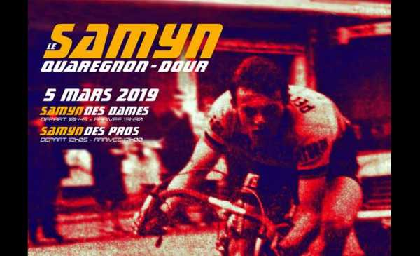 Le Samyn des Dames 2019 percorso altimetria e start list