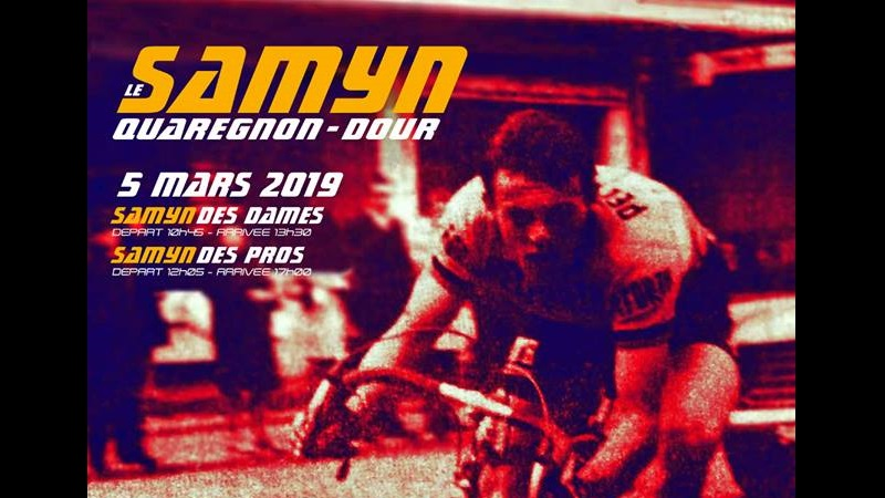 Le Samyn 2019 percorso altimetria e start list