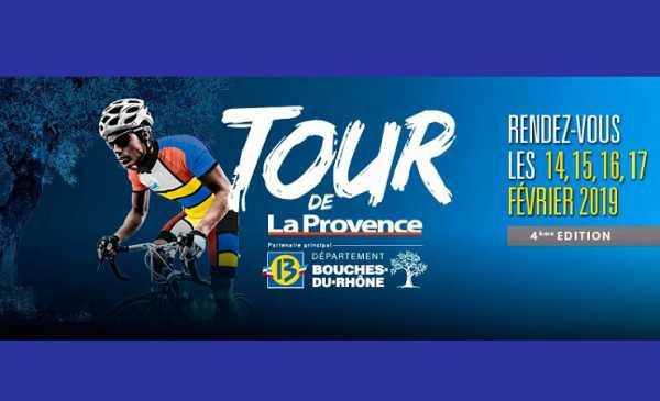 Tour de la Provence 2019: percorso, tappe, altimetria e start list della 4^ edizione