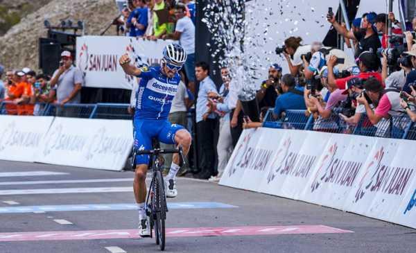 Tour Colombia 2019 tappa 5: vittoria di Alaphilippe
