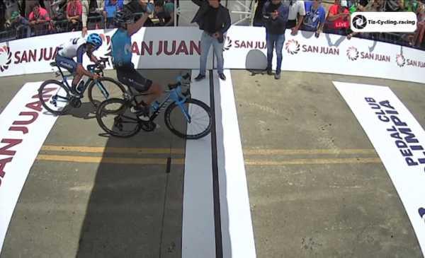 Vuelta a San Juan 2019 tappa 5: Anacona vince sull'Alto Colorado