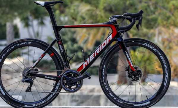Le Merida per Nibali e il Team Bahrain: Merida Scultura e Reacto 2019