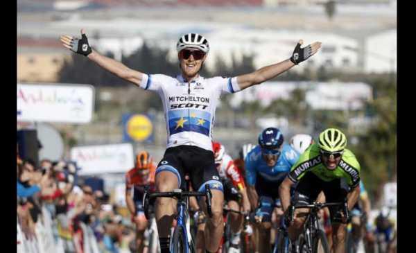 Fuglsang  vince la Vuelta a Andalucia 2019, a Trentin l'ultima tappa
