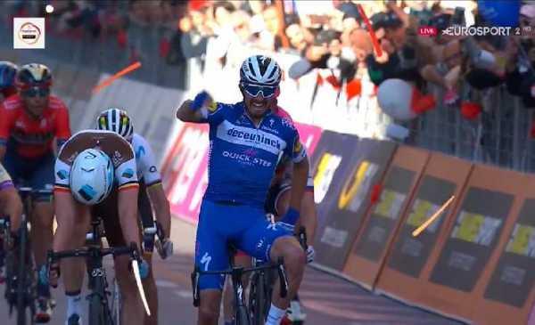 Milano Sanremo 2019: vittoria del grande favorito Alaphilippe