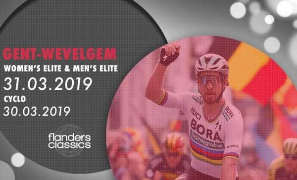 Presentazione della Gent-Wevelgem in Flanders Fields 2019
