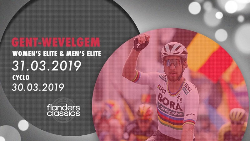 Gent-Wevelgem in Flanders Fields 2019