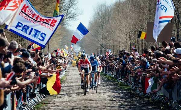 Parigi Roubaix 2019 percorso con i settori in pavé e la start list
