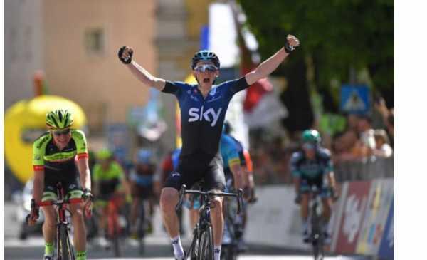 Tour of the Alps 2019: Geoghegan Hart vince la prima tappa; Nibali subito all'attaco
