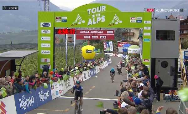 Tour of the Alps 2019 tappa 2: Sivakov tappa e maglia