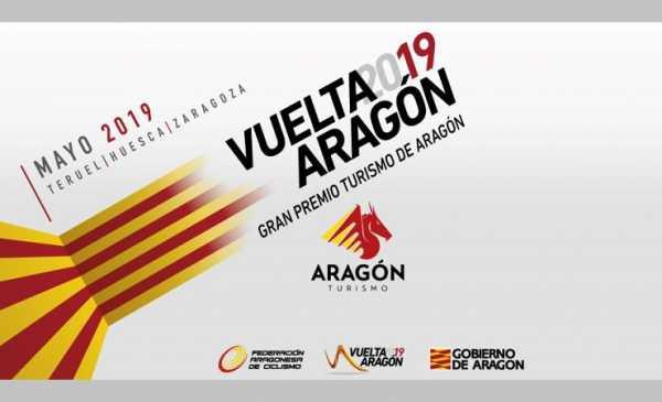Vuelta Aragón 2019 percorso con altimetrie e start list