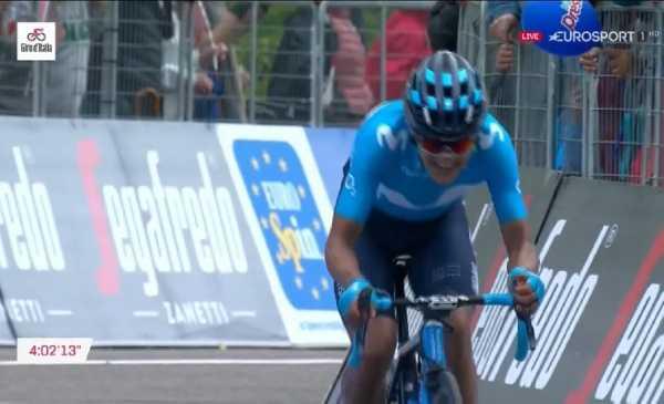 Giro 102: a Courmayeur Carapaz prende tappa e maglia