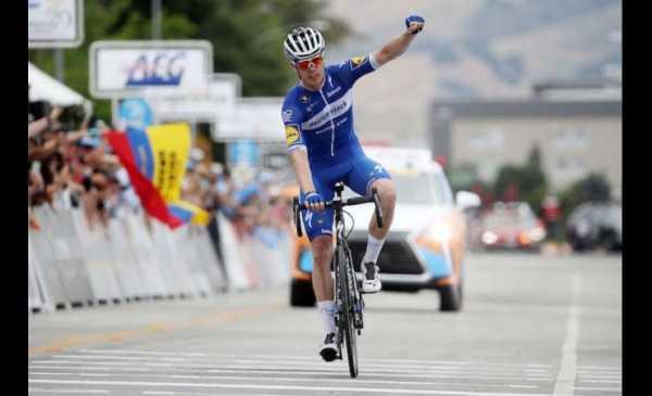 Remi Cavagna ha vinto la 3^ tappa al Tour of California 2019