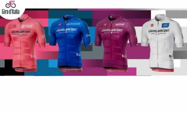 Giro d'Italia 2019 – Edizione 102 – Tutte le Classifiche