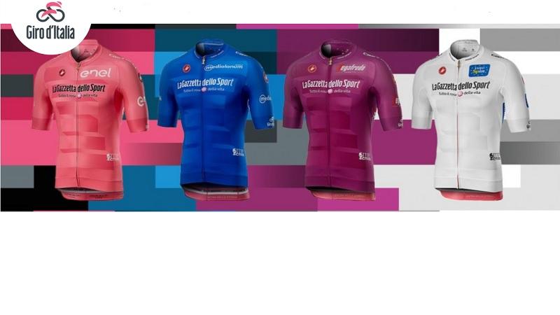 Giro d'Italia 2019 - Edizione 102 - Tutte le Classifiche