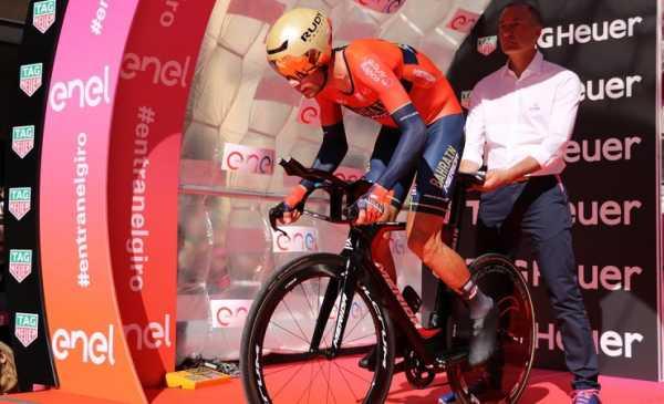 Giro d'Italia 2019: lista di partenza con orari della Crono di San Marino