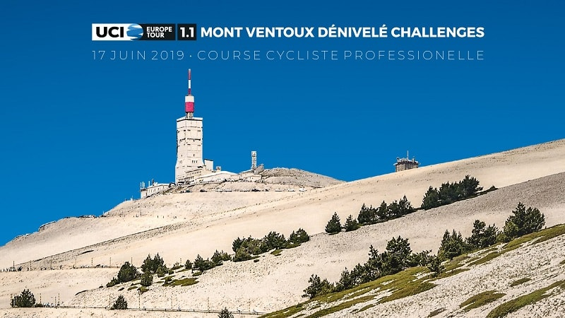 Mont Ventoux Dénivelé Challenge 2019