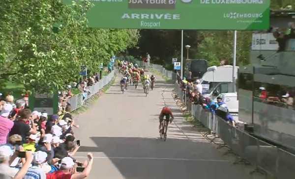 Tour de Luxembourg 2019: vittoria di Weening, terzo Pasqualon