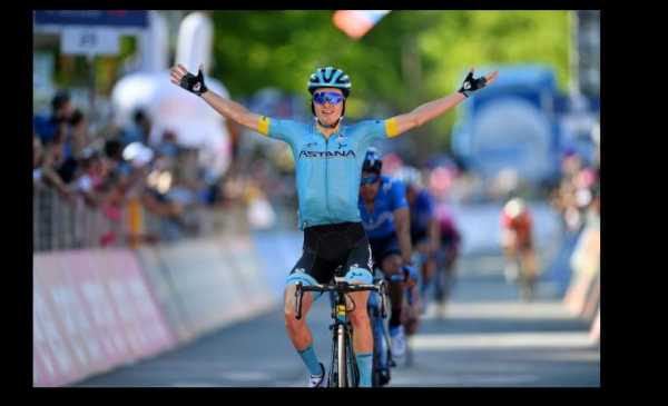 Giro 102: Bilbao vince la tappa 20, Carapaz sempre più in Rosa