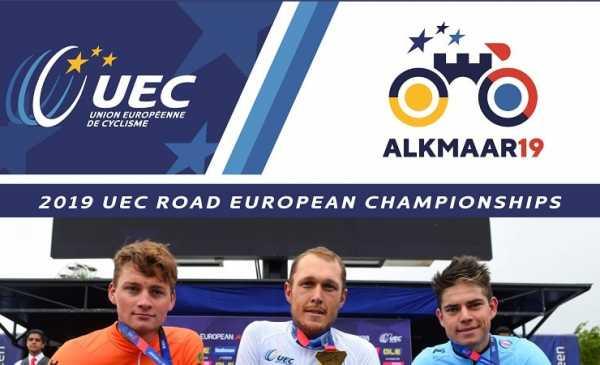 Campionati Europei di Ciclismo Strada 2019 di Alkmaar: gare e percorsi
