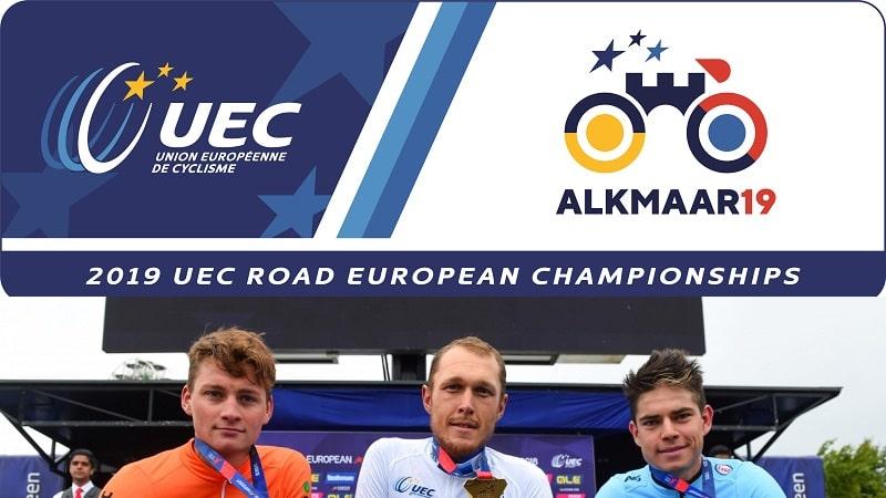 Risultati immagini per Campionati Europei - Alkmaar 2019