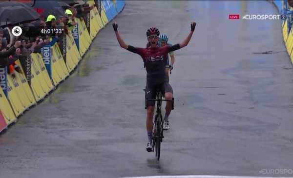 Giro del Delfinato 2019 tappa 7: vittoria di Poels e maglia a Fuglsang
