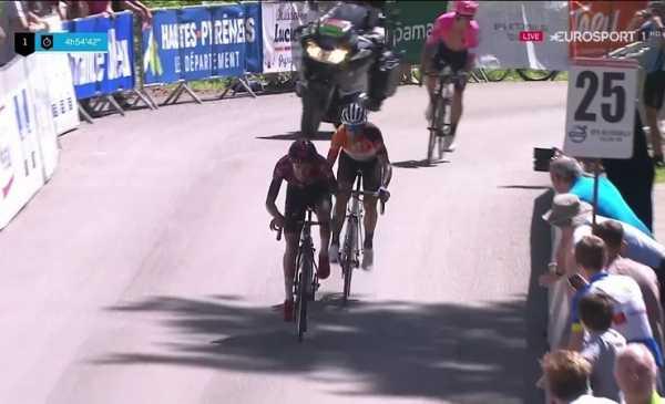 La Route d'Occitanie 2019 tappa 3: vince Sosa, Valverde sempre leader