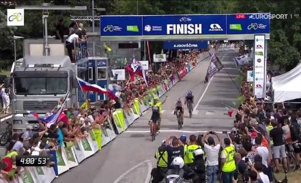 Tour of Slovenia 2019 tappa 4: vince Visconti, Ulissi consolida leadership