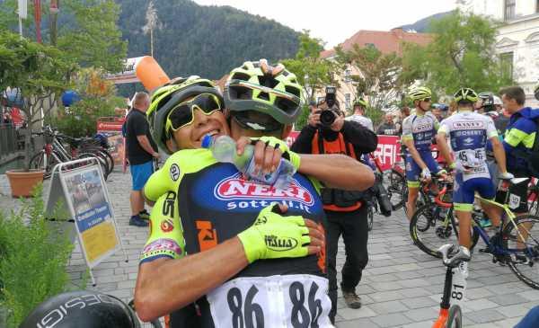 Tour of Austria 2019 Visconti vince la 3^ Tappa