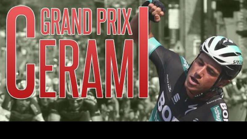 Grand Prix Cerami 2019 percorso con altimetria e start list