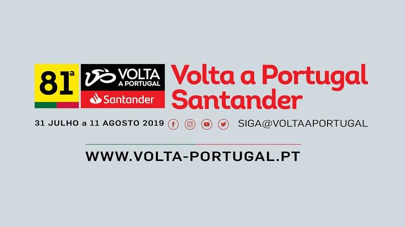Volta a Portugal em Bicicleta 2019 tappe, altimetrie e start list