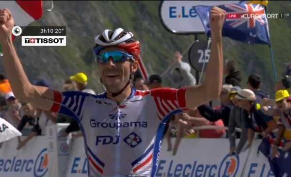 Tour de France 2019: Pinot batte tutti sul Tourmalet, Alaphilippe resta in Giallo