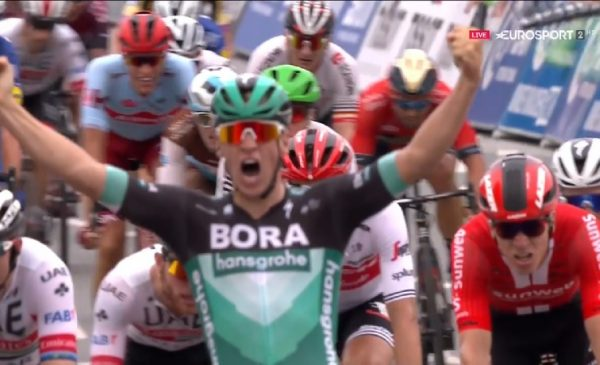 Giro di Germania 2019: Ackermann vince la prima volata, terzo Consonni