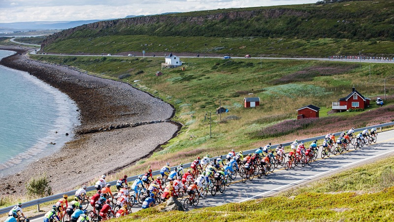 Arctic Race of Norway 2019: tappe percorso, altimetrie e start list