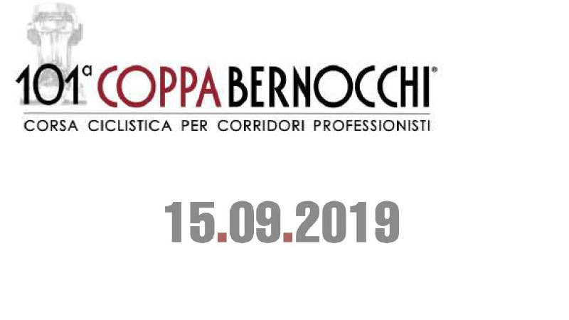 Coppa Bernocchi 2019: percorso, altimetria e start list dell'edizione 101