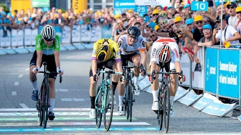Giro di Danimarca 2019: volta a quattro e vittoria per Hansen nella 3^ tappa