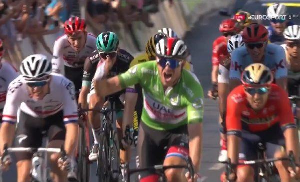 Giro di Germania 2019 tappa 2: tappa e maglia per Kristoff che batte Colbrelli allo sprint