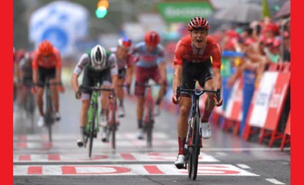 Vuelta 2019 tappa 8: vince Arndt e Edet prende la Maglia Rossa