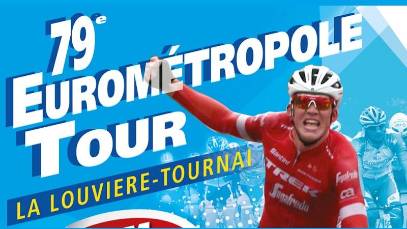 Tour de l'Eurométropole 2019: planimetria, altimetria e start list