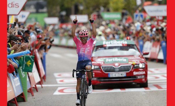 Vuelta 2019 tappa 18: vittoria di Higuita, Roglic consolida