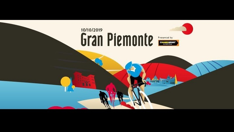 Gran Piemonte 2019: percorso, altimetria e start list