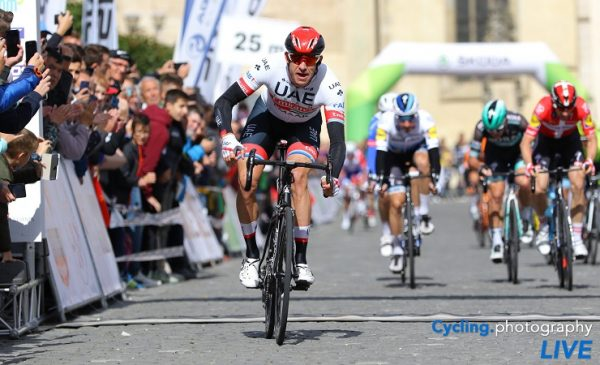 Tour de Slovaquie 2019: Kristoff vince la 1^ semitappa a Küng la crono