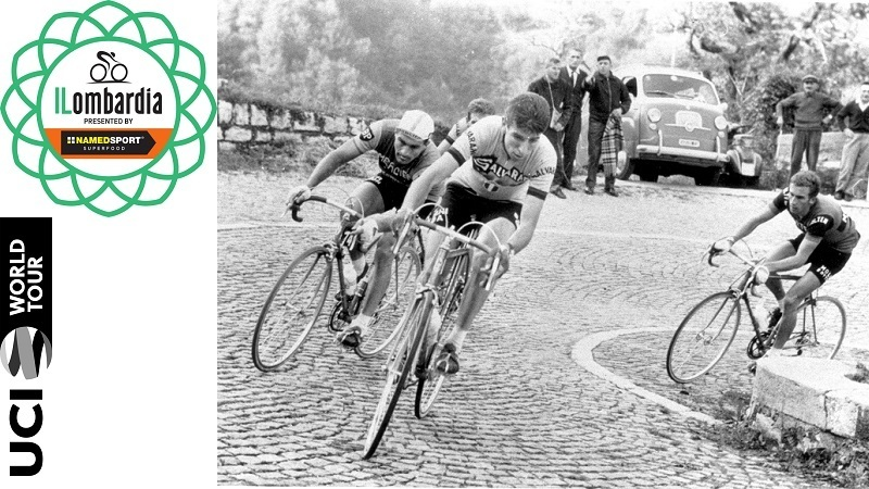 Il Lombardia 2019: percorso, planimetria, altimetrie e start list