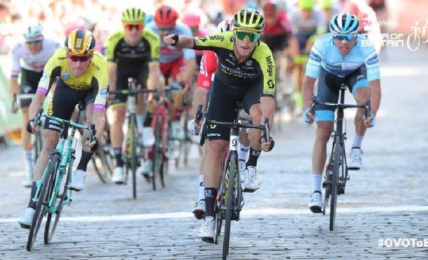 Tour of Britain 2019: Matteo Trentin vince la seconda tappa a Kelso